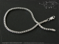 Silberkette Armband Venezia B2.5L18
