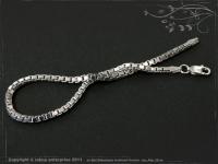Silberkette Armband Venezia B2.5L25