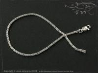 Silver Chain bracelet Venezia B1.6L21