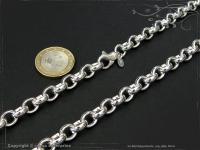Silberkette Erbsenkette B8.2L55