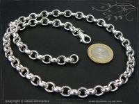 Silberkette Erbsenkette B8.2L50