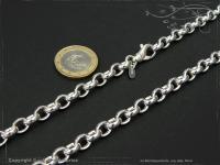 Silberkette Erbskette B7.0L80